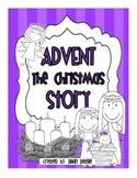 Advent for Elementary FREEBIE