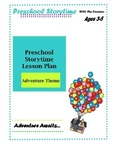 Adventure Awaits Preschool Lesson Plan