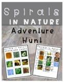 Outdoor Scavenger Hunt-Spirals in Nature Scavenger Hunt