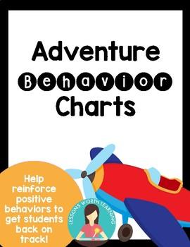 Adventure Incentive Behavior Charts