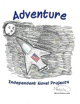 Adventure Novel Projects