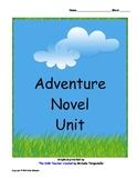 Adventure Novel Unit