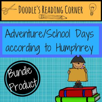 Adventure/School Days according to Humphrey BUNDLE PRODUCT
