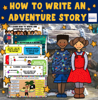 Adventure Stories - How To Write An Adventure Story