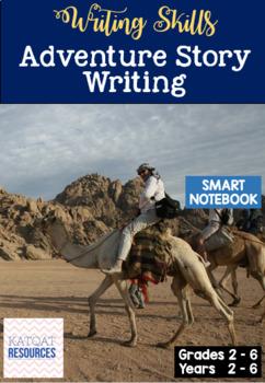Adventure Story SMART notebook