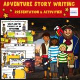 Adventure Story Writing