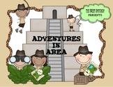 Adventure Theme Rectilinear Area Math Center