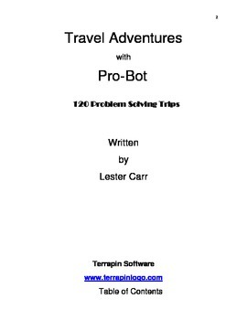 Adventure Travels with ProBot