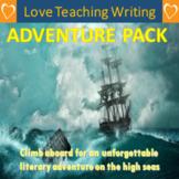 Adventure Writing Pack