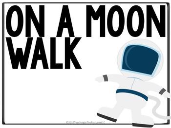 Adventure Writing Project: Moon Dice Simulation