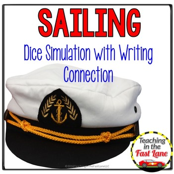 Adventure Writing Project: Sailing Dice Simulation