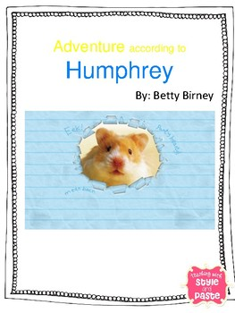 Adventure according to Humphrey Book Study