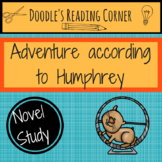 Adventure According to Humphrey Comprehension Questions an