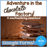 Adventure in the Chocolate Factory - You Decide - Non-fict