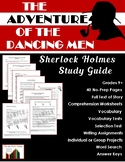 Sherlock Holmes Close Reading Study Guide: The Adventure o