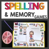 Superkids Spelling Games
