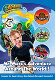 Adventure to Fitness - Around the World DVD Collection