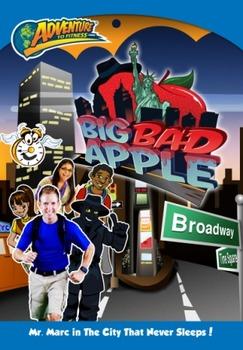 Adventure to Fitness - Big Bad Apple DVD