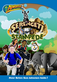 Adventure to Fitness - Serengeti Stampede DVD