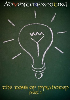 Creative Writing Activity - AdventureWriting