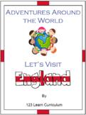 Adventures Around the World - England