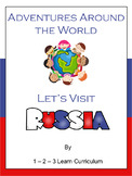 Adventures Around the World - Let's Visit Russia