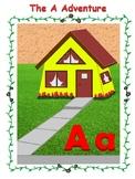 Adventures In Alphabet Village The A Adventure