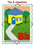 Adventures In Alphabet Village The B Adventure