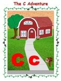 Adventures In Alphabet Village The C Adventure
