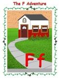 Adventures In Alphabet Village The F Adventure