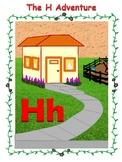 Adventures In Alphabet Village The H Adventure