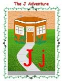 Adventures In Alphabet Village The J Adventure