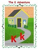 Adventures In Alphabet Village The K Adventure