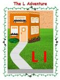 Adventures In Alphabet Village The L Adventure