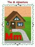 Adventures In Alphabet Village The M Adventure