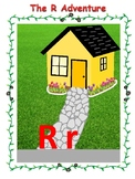 Adventures In Alphabet Village The R Adventure