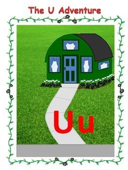 Adventures In Alphabet Village The U Adventure