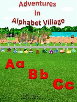 Adventures In Alphabet Village The Z Adventure
