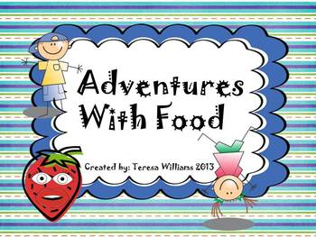 Adventures With Food