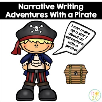 Adventures With a Pirate Narrative Writing
