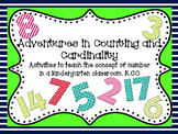 Adventures in Counting and Cardinality