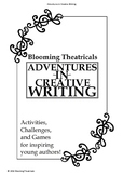 Adventures in Creative Writing - with FREE gift!