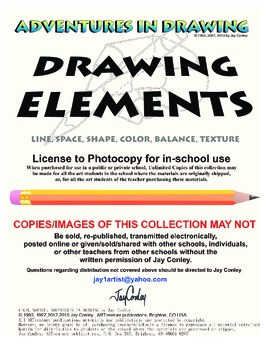 Adventures in Drawing - Drawing Elements