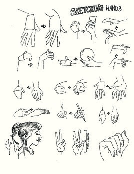 Adventures in Drawing Hands and Feet