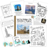 Adventures in England Unit Study: Great Britain Series