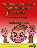 Adventures in Literacy, Mathematics and Science #3