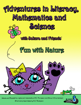 Adventures in Math, Literacy and Science with Sakura and Friends #1