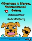 Adventures in Math, Literacy and Science with Sakura and F