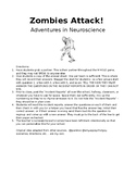 Adventures in Neuroscience: Zombies Attack Amazing-Race St