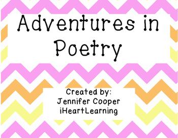 Adventures in Poetry
